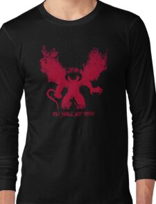 Durin's Bane Long Sleeve T-Shirt