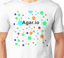 Agar.io logo Unisex T-Shirt