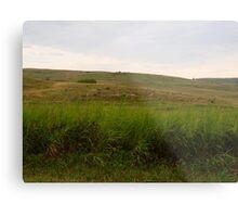 Prairie Landscape Metal Print