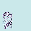 Elsa by iliketrees