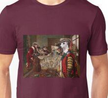 Whippet Art - The practice recital Unisex T-Shirt