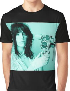 Patti Smith - Tee Print Graphic T-Shirt