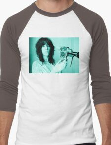 Patti Smith - Tee Print Men's Baseball ¾ T-Shirt