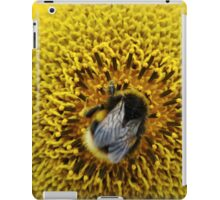 Bumble Bee Yellow iPad Case/Skin