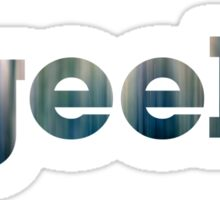 Geek 02 Sticker