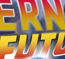 Bern For The Future Sticker
