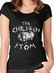 Child Of the Bomb Women's Fitted Scoop T-Shirt