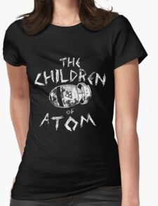 Child Of the Bomb Womens Fitted T-Shirt