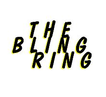 THE BLING RING Photographic Print