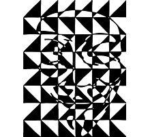 vendetta mask Photographic Print
