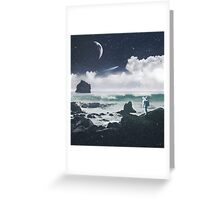 Le Voyage Greeting Card