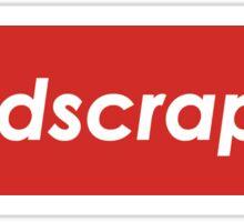 Landscrapers.  Sticker