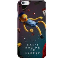 Don't Hug Me I'm Scared iPhone Case/Skin