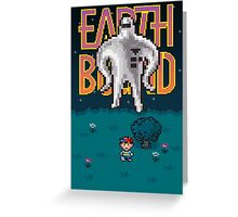 Earthbound Phone Case Greeting Card