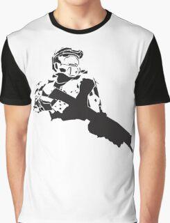 Halo Master Chief Graphic T-Shirt
