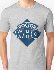 Dr who logo 1973-1980 Unisex T-Shirt