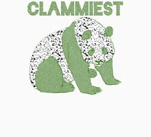 Clammiest Panda (Green Black White) Unisex T-Shirt
