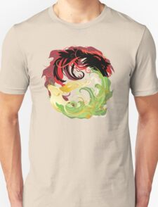 The Wolf and the Halla T-Shirt