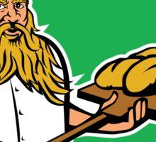 Viking Baker - Real Men Bake Real Bread Sticker