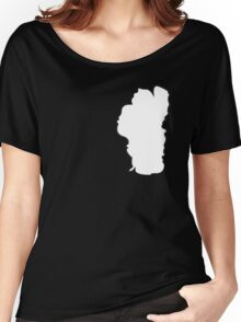 Tahoe Outline Women's Relaxed Fit T-Shirt
