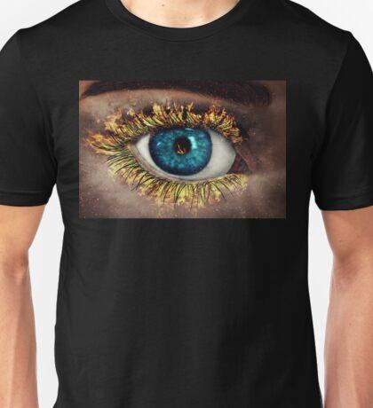 Eye in Flames Unisex T-Shirt
