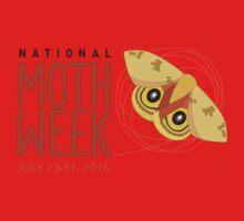 National Moth Week, 2016 (horizontal) One Piece - Long Sleeve