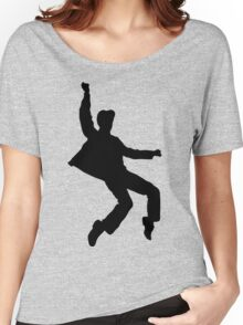 B&W Elvises Women's Relaxed Fit T-Shirt