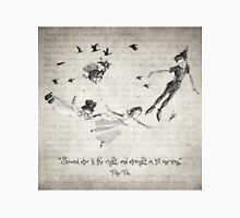 Peter Pan Quote Classic T-Shirt