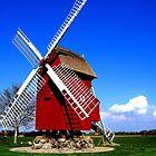 Kappel Mill, Denmark by hans p olsen
