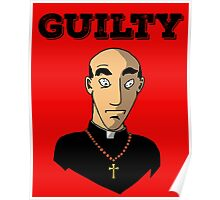 Guilty Priest Poster