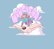 Nausicaa! In The Clouds Unisex T-Shirt
