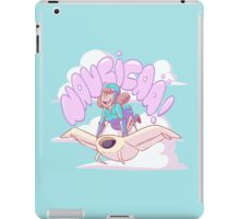 Nausicaa! In The Clouds iPad Case/Skin