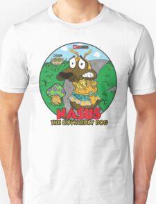 Nasus the cowardly dog! T-Shirt