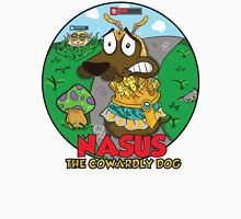 Nasus the cowardly dog! Unisex T-Shirt