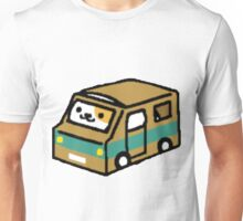 Neko Atsume Car Kitty Unisex T-Shirt
