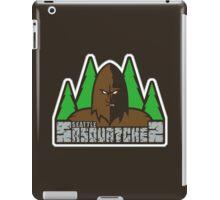 Seattle Sasquatches iPad Case/Skin