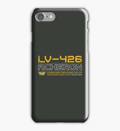 LV-426 Acheron iPhone Case/Skin