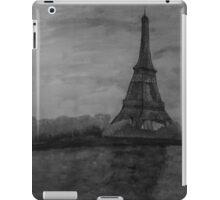 Eiffel Painting iPad Case/Skin