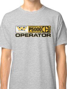 Powerloader Operator Classic T-Shirt
