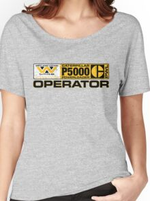 Powerloader Operator Women's Relaxed Fit T-Shirt