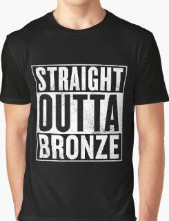STRAIGHT OUTTA BRONZE Graphic T-Shirt