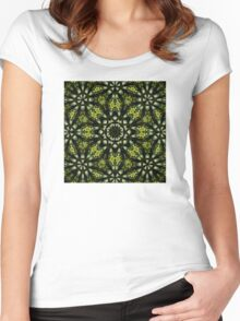 The Tangled Green Women's Fitted Scoop T-Shirt