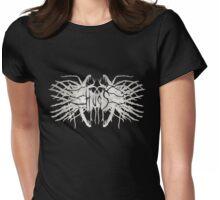 HÜGS (aka Metal Hugs) Womens Fitted T-Shirt