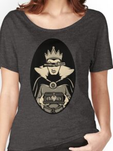 God Save The Evil Queen Women's Relaxed Fit T-Shirt