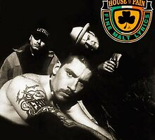 House of pain by DirtyDel
