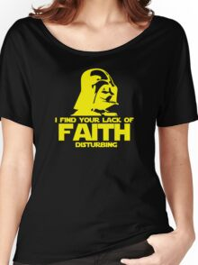 "Vader ""Lack of Faith"" Women's Relaxed Fit T-Shirt"