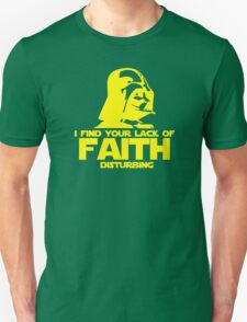 "Vader ""Lack of Faith"" Unisex T-Shirt"