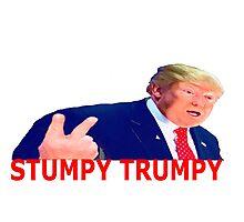 Stumpy Trumpy  Photographic Print