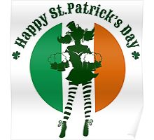 Saint Patricks Day Party Design Poster