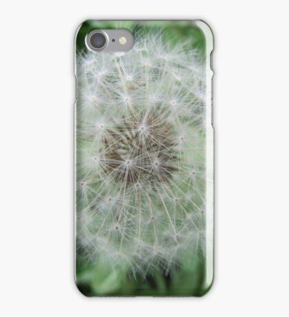 Dandelion Fluff iPhone Case/Skin